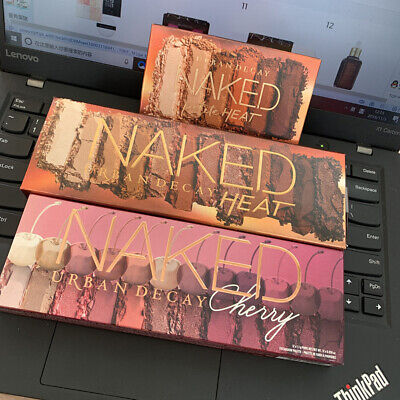 NAKED Collection Heat/Petite Heat/Cherry Eyeshadow Palette