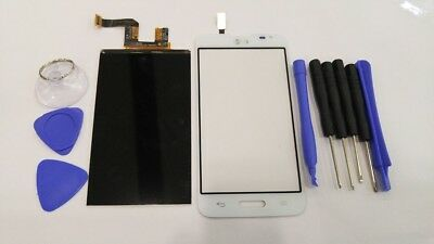 Touch Digitizer LCD Display Screen For LG Optimus L70 MS323 D320 D320N D321 WTE