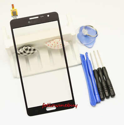 A+ Touch Glass Screen Digitizer For Samsung Galaxy On7 Duos G6000 G600FY Black