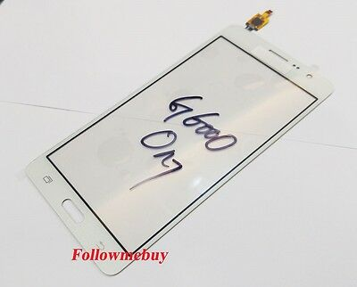 A+ Touch Glass Screen Digitizer For Samsung Galaxy On7 Duos G6000 G600FY White