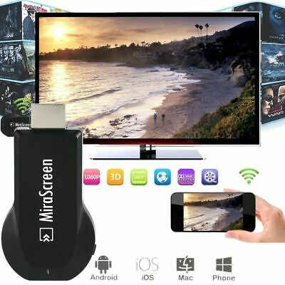 1080HD WiFI HDMI TV Mira Screen Display Receiver Dongle CAST DLNA Airplay