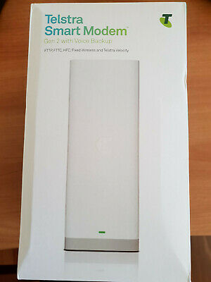 Telstra Smart Cable Modem Gen 2 with Voice Backup