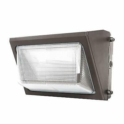 100Watt Outdoor Led Wall Pack Light 5000K UL DLC Listed replace 600MH IP65