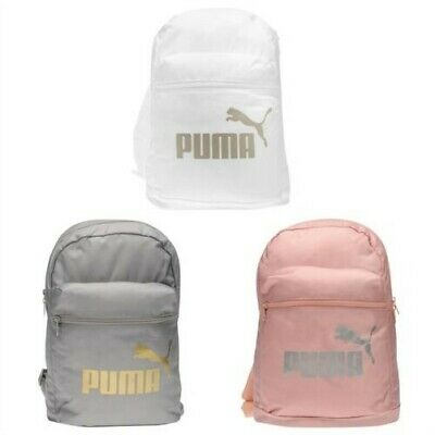a309f186db4e PUMA WOMEN S PRIME Archive Bow Backpack Black 075625-01 THESPOT917 ...