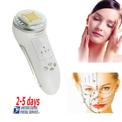 Free Shipping Fractional Rf Wrinkle Remove Anti-aging Dot Matrix Rf Portable Facial Equipment Face Skin Care Tools