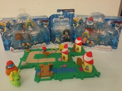 Lot of SMURF Collectables!!!!