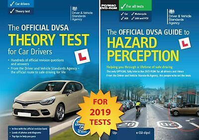 2019 DVSA Driving Car Theory Test Book- Paperback- Best Price