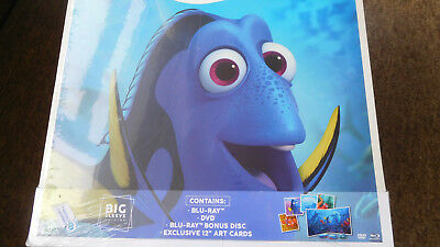 Finding Dory - Big Sleeve Edition (with DVD and Art Cards (Big Sleeve Edition)