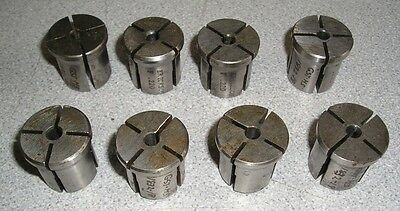 QTY8 0.220 Kennametal Erickson F series Tap Reaming Collets