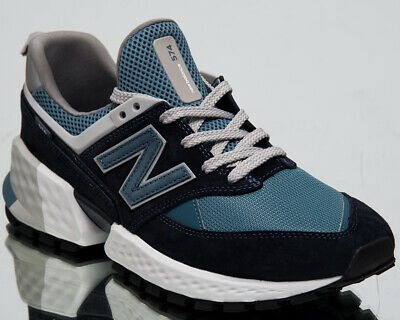 New Balance 574 Sport Mens Creamy Active Lifestyle Sneakers MS574-GNC