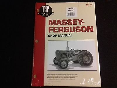 Massey Ferguson 35 Tractor Workshop Manual