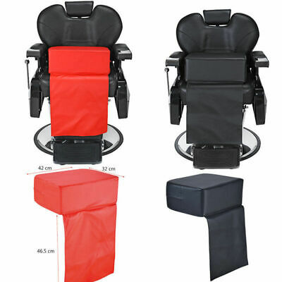 Child Cushion Chair Seat Booster Barber Salon Haircut Hairdressing Black Red UK
