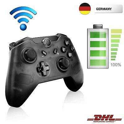 Pro Wireless Gaming Controller für Nintendo Switch Gamepad Joystick Gyro Axis DE