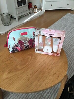 Ted Baker Blooms And Bag Set