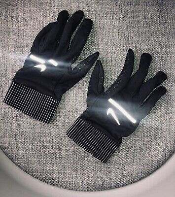 Nike Running Gloves Reflective Smart Phone Compatible L/XL