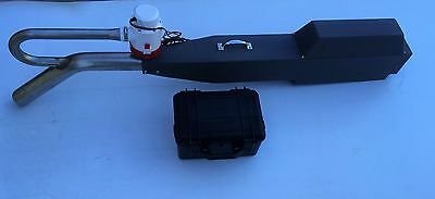 3Inch Portable Electric Submersible Gold Prospecting Dredge, River Ocean Lake