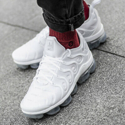 nike air vapormax plus blanc