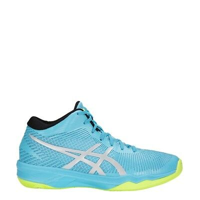 Asics - Volley Elite FF MT - Scarpe Volley Donna - Aquarium Silver - B750N d32dd62b326