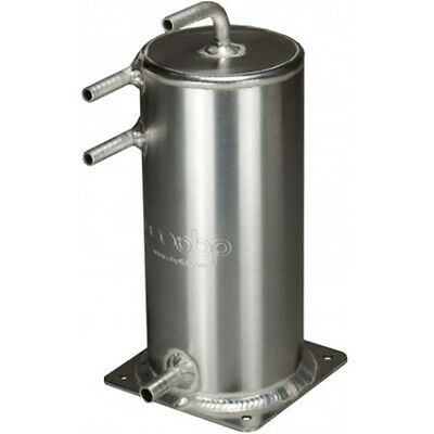 OBP 1.5 Litre Alloy Base Mounted Swirl Pot