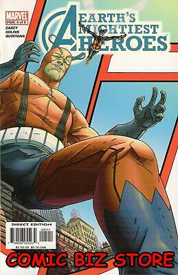 Avengers: Earth's Mightiest Heroes #5 (2005) 1St Print Bagged & Boarded Marvel