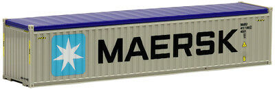 Herpa SZ 40 ft.Container Flatcontainer Cronos