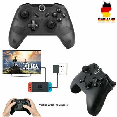 Motion Control Pro Wireless Gaming Controller for Nintendo Switch Video DHL