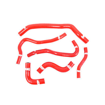 Forge Motorsport Ancillary Hoses For Honda Civic Type R Fk2 15+ Red