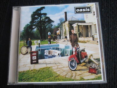 CD  OASIS  Be here now  12 Tracks  Sehr guter Zustand