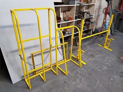 Universal Gas Bottle Stand Portable Bolt in Racks for Van Conversions
