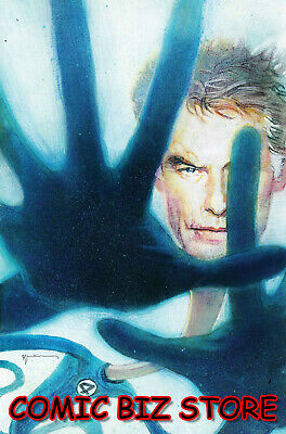 Fantastic Four #7 (2019) 1St Print Scarce 1:50 Sienkiewicz Variant Cover Marvel