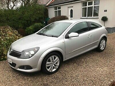 2008 1.7 VAUXHALL ASTRA CDTI 100 SXI SPORTHATCH 3dr MANUAL DIESEL