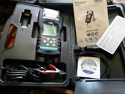 Ring Automotive Rba650 Battery Analyser with printer