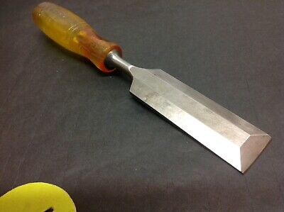 "1 1/2"" W.Marples & Sons Bevel Edge Chisel.Old Tool."