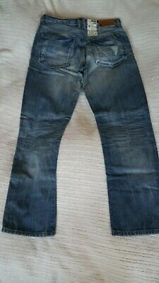 h&m kids boys jeans ripped trousers age 11-12