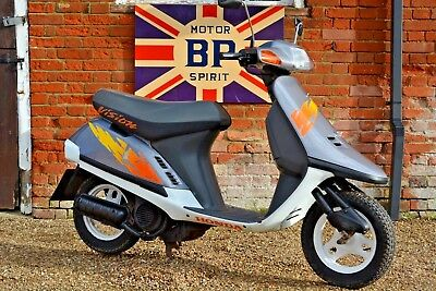 Stunning 1996 Honda Vision Met In Ns50 50Cc Classic Moped Scooter  Low Miles Mot