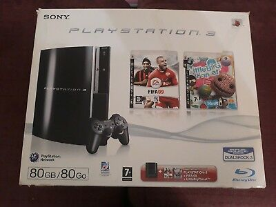 12 games ps3 👉 PlayStation 3 250GB 👈 fat console sony 80gb legge ps1