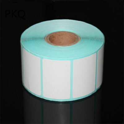 Price Blank Tag Cards Thermal Sticker Package Label Adhesive Paper Waterproof