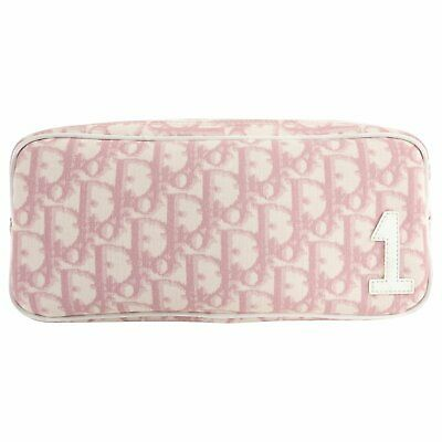2bec251f3bf6 ... Makeup Travel Sport Duffle Black Bag White Vip 2 Sizes 2019. $39.90 Buy  It Now 29d 1h. See Details. Christian Dior Pink Monogram Logo Small Pouch  Bag
