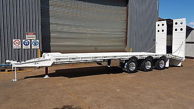 NEW 2019 FWR Tri Axle Tag Trailer **FREE FREIGHT TO SYD & MELB**