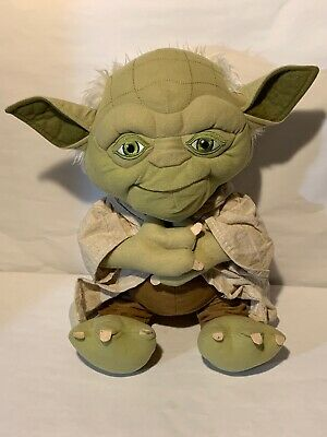 Star Wars Yoda Pillow Pal Non Smoking Household Big and Cuddly and Cute