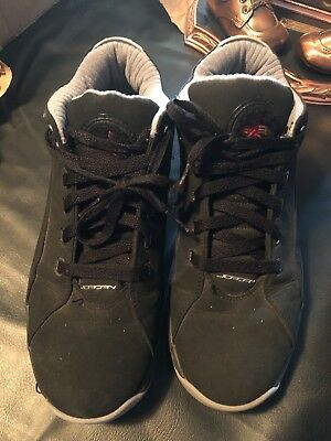 NIKE AIR JORDAN OL  SCHOOL III VTG 2009 Men s Bred Sneakers 375512 ... 4119fdf43
