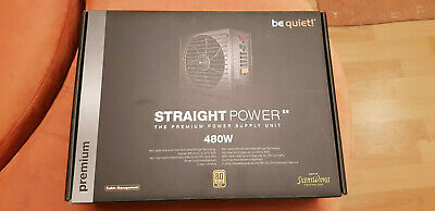 be quiet Straight Power BQT E9-CM-480W