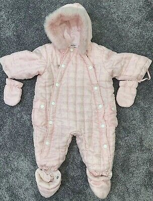 Dior Baby Snow Suit Size 12 Months 😍