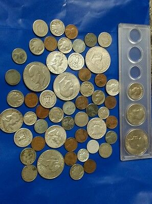 COIN Collection  & SILVER ALL GREAT U.S. Coins!  All Pictured are What u Get