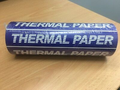 NEW SONOFAX Thermal Paper 1 x 216 x 50