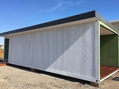 Transportable container home/house/office/cabin/granny flat,10.5 X 4.1 clearance