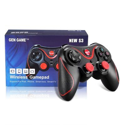 2.4GHz Wireless Game Controller Gamepad for TV Box Android Phones PS3 Xbox360 1B