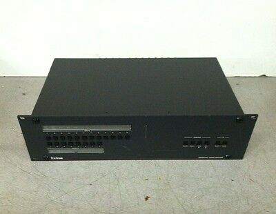 Extron Crosspoint Wideband Switcher 8 IN 4 OUT Matrix 128HVA