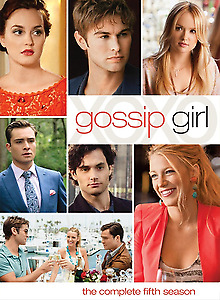 Gossip Girl The Complete Fifth Season DVD Region 4
