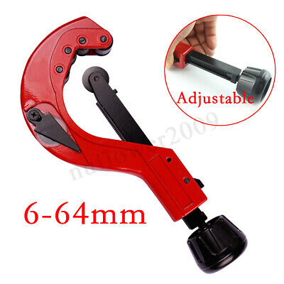 6-64mm Range Heavy Duty Quick Release Tube Pipe Cutter Slicer Precision Forging